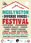 Merlynston Diverse Voices Festival